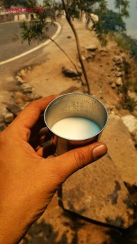 Matta - the all purpose drink available at every corner here. sugarless buttermilk is what it is and consumption is widespread