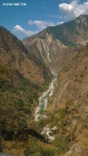 river Sutlej, Rampur HP